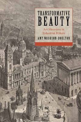 Transformative Beauty: Art Museums in Industrial Britain (BOK)