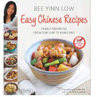 Easy Chinese Recipes: Family Favorites from Dim Sum to Kung Pao (BOK)