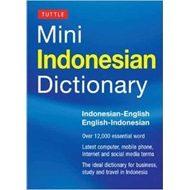 Tuttle Mini Indonesian Dictionary (BOK)