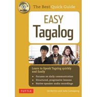 Easy Tagalog (with CD Rom) (BOK)