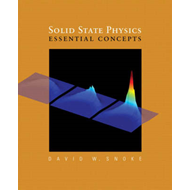Solid State Physics: Essential Concepts (BOK)