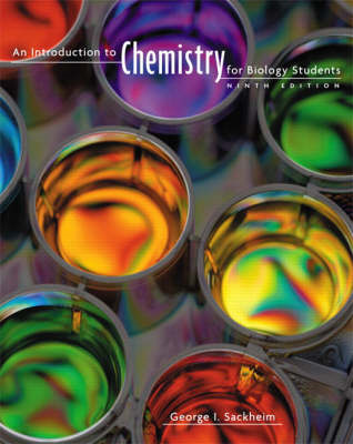 An Introduction to Chemistry for Biology Students (BOK)