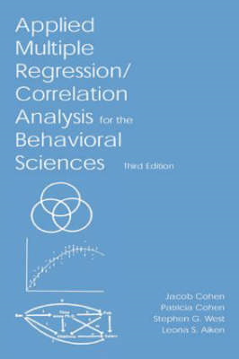 Applied Multiple Regression/Correlation Analysis for the Behavioral Sciences (BOK)