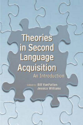 Theories in Second Language Acquisition: An Introduction (BOK)
