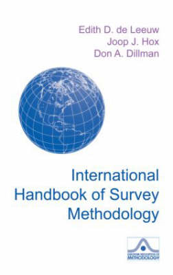 International Handbook of Survey Methodology (BOK)