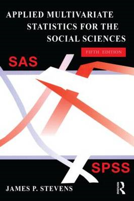 Applied Multivariate Statistics for the Social Sciences (BOK)