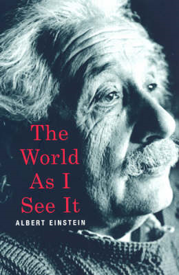 World As I See It (BOK)