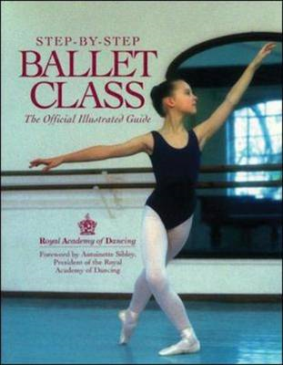Step-by-step Ballet Class (BOK)