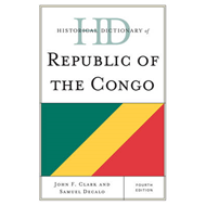 Historical Dictionary of Republic of the Congo (BOK)
