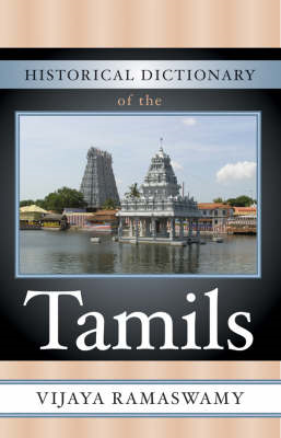 Historical Dictionary of the Tamils (BOK)