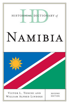 Historical Dictionary of Namibia (BOK)