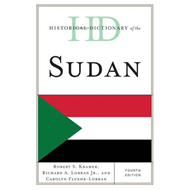 Historical Dictionary of the Sudan (BOK)