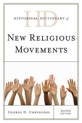 Historical Dictionary of New Religious Movements (BOK)