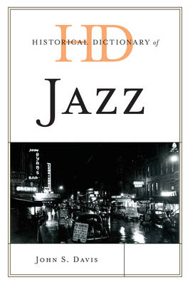 Historical Dictionary of Jazz (BOK)