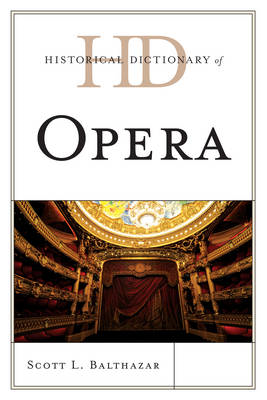 Historical Dictionary of Opera (BOK)