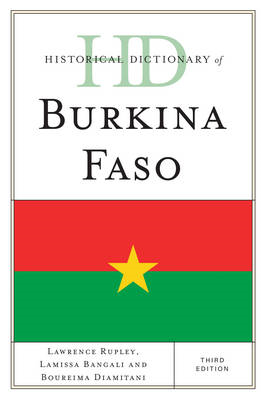 Historical Dictionary of Burkina Faso (BOK)