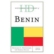Historical Dictionary of Benin (BOK)
