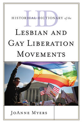 Historical Dictionary of the Lesbian and Gay Liberation Movements (BOK)