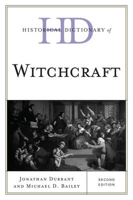 Historical Dictionary of Witchcraft (BOK)