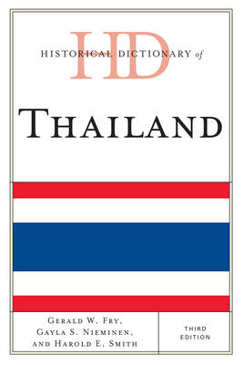 Historical Dictionary of Thailand (BOK)