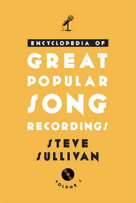 Encyclopedia of Great Popular Song Recordings (BOK)