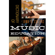 Dictionary of Music Education (BOK)