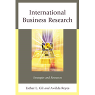 International Business Research: Strategies and Resources (BOK)