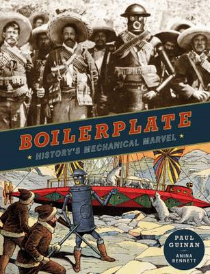 Boilerplate: History's Mechanical Marvel (BOK)