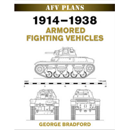 1914-1938 Armored Fighting Vehicles (BOK)