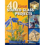 40 Great Stained Glass Projects (BOK)