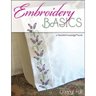 Embroidery Basics: A Needle Knowledge Book (BOK)