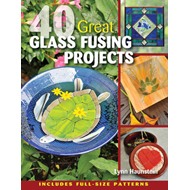 40 Great Glass Fusing Projects (BOK)