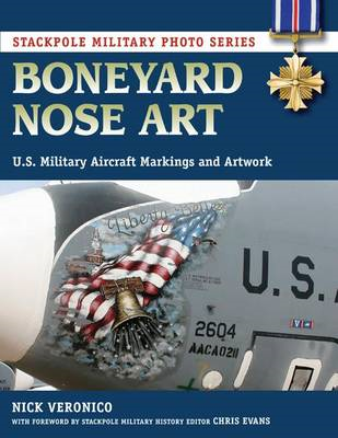 Boneyard Nose Art: U.S. Military Aircraft Markings and Artwork (BOK)