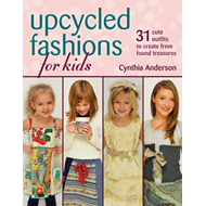 Upcycled Fashions for Kids (BOK)
