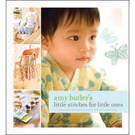 Amy Butler's Little Stitches for Little Ones (BOK)
