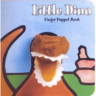 Little Dinosaur Finger Puppet Book (BOK)