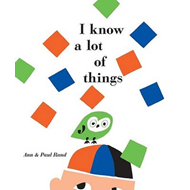 I Know a Lot of Things (BOK)