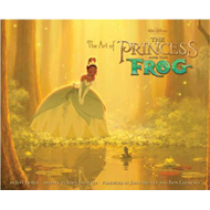 The Art of the Princess and the Frog (BOK)