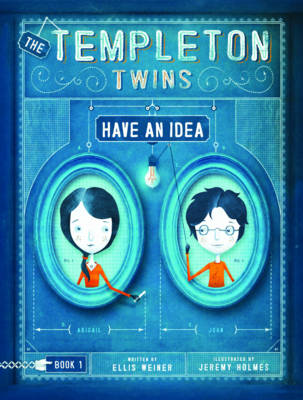 Templeton Twins Have an Idea (BOK)