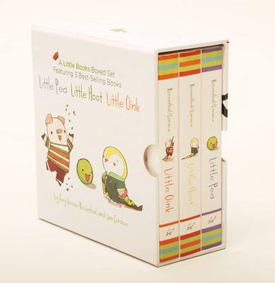 Little Books Box Set: Little Hoot: WITH Oink: AND Pea (BOK)