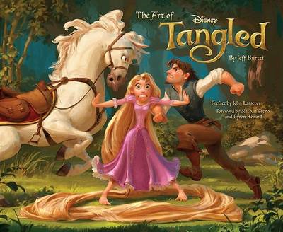 The Art of Tangled (BOK)