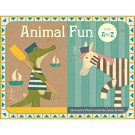 Animal Fun from A to Z Flash Cards (BOK)