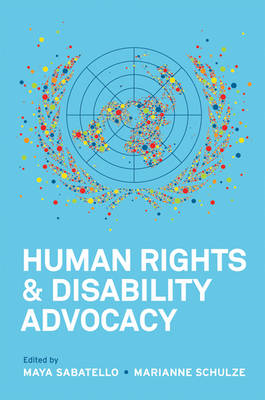 Human Rights and Disability Advocacy (BOK)