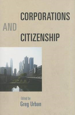 Corporations and Citizenship (BOK)