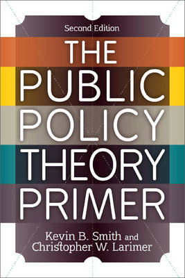 Public Policy Theory Primer (BOK)