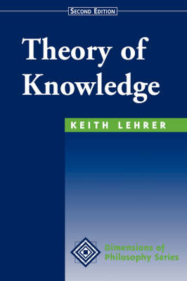 Theory of Knowledge (BOK)