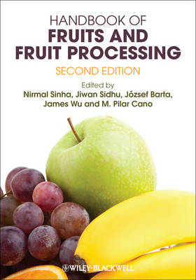 Handbook of Fruits and Fruit Processing (BOK)