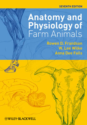Anatomy and Physiology of Farm Animals (BOK)