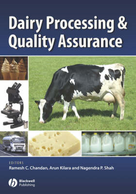Dairy Processing and Quality Assurance (BOK)