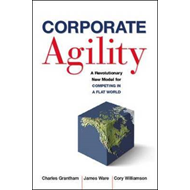 Corporate Agility: A Revolutionary New Model for Competing in a Flat World (BOK)